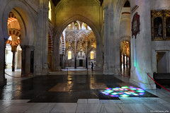 Colores en el suelo - Colors on the floor (ricardocarmonafdez) Tags: córdoba mezquíta catedral arquitectura architecture cathedral mosque lights shadows luces sombras people nikon d850 nikkor1424f28ged