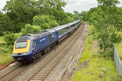 43023 (Shed seven) Tags: hst 125 diesel 43027 43023 hulltrains first waterorton 43
