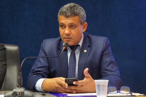Deputado Coronel Alexandre Quintino - CPI dos Crimes Cibernéticos - 18.06.2019
