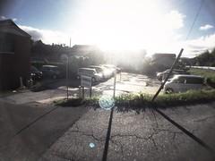Luminous silence (U-ichiro1003) Tags: street snap iphonese hipstamatic wide lens