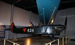 Fokker C.V-D in Lelystad (J.Comstedt) Tags: aircraft aviation air aeroplane museum airplane flight johnny comstedt netherlands aviodrome lelystad fokker cv 634 force