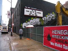COSER & ZEB (Billy Danze.) Tags: chicago graffiti coser zeb d30 cmw