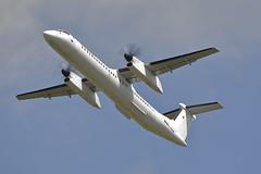 D-ABQP (Rob390029) Tags: eurowings de havilland dash 8 dabqp newcastle airport ncl egnt
