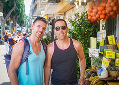 2019.06.13 Hilton Beach at Tel Aviv Pride, Tel Aviv Israel 1640004