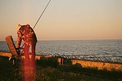 2019.06.09 Leica R5 Vario-Elmar 80-200mm f4 fresh film 04-2021 Kodak Gold ISO200 Lithuania Pervalka (11) (nefotografas) Tags: 20190609 leicar5 varioelmar80200mm f4 freshfilm 042021 kodakgold iso200 lithuania pervalka sunrise