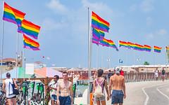 2019.06.13 Hilton Beach at Tel Aviv Pride, Tel Aviv Israel 1640007