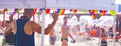2019.06.13 Hilton Beach at Tel Aviv Pride, Tel Aviv Israel 1640022