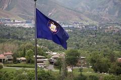 UNADJUSTEDRAW_thumb_5030 (UtahReps) Tags: outside valley flag utah