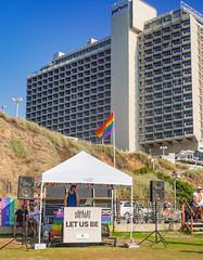 2019.06.13 Hilton Beach at Tel Aviv Pride, Tel Aviv Israel 1640026