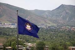 UNADJUSTEDRAW_thumb_5032 (UtahReps) Tags: outside valley flag utah