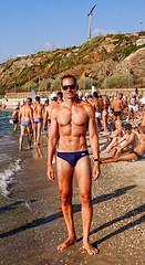 2019.06.13 Hilton Beach at Tel Aviv Pride, Tel Aviv Israel 1640034