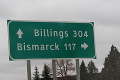 Oh wow, Billings and Bismarck are only a couple hours away! (Hazboy) Tags: hazboy hazboy1 north dakota teddy theodore roosevelt national park april 2019 west western us usa america