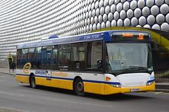 Johnsons YT13HKZ (Will Swain) Tags: birmingham 15th january 2019 west midland midlands city centre bus buses transport travel uk britain vehicle vehicles county country england english johnsons yt13hkz