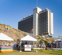 2019.06.13 Hilton Beach at Tel Aviv Pride, Tel Aviv Israel 1640027