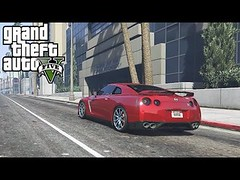 Creating Roman Atwood's GTR in Gta 5 online (BDGamingProduction) Tags: creating romanatwood gtr gta5online playingvideogame like subscribe comment challenge car havingfun match coolphoto nicepic bdgamingproduction playstation4 red gamers youtube youtuber