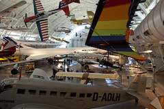 National Air and Space Museum, Steven F. Udvar-Hazy Center, Chantilly, Virginia (Roger Gerbig) Tags: nationalairandspacemuseum smithsonian stevenfudvarhazycenter aviation museum rogergerbig chantilly virginia dulles