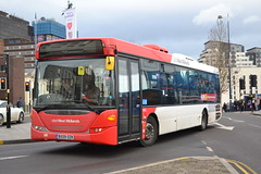 National Express West Midlands 1883 BX09OZK (Will Swain) Tags: city west birmingham centre january 15th midland midlands 2019 county uk travel england bus english buses britain country transport vehicles vehicle nx nxwm national express 1883 bx09ozk