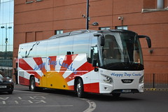 Happy Days Coaches 236 LC68HDC (Will Swain) Tags: birmingham 15th january 2019 west midland midlands city centre bus buses transport travel uk britain vehicle vehicles county country england english happy days coaches 236 lc68hdc