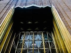 Deco - NYC (verplanck) Tags: manhattan chelsea vanishingnewyork architecture 1929 artdeco