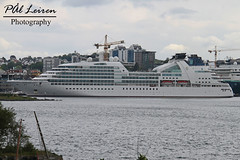 Seabourn Cruise Line - Seabourn Quest - Stavanger Harbour - 2019.06.13 (Pål Leiren) Tags: cruise ships cruiseships stavangerharbour stavanger harbour norway 2019 cruiseship vessel ship seabourn line quest seabourncruiseline seabournquest