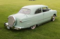 1950 Ford Custom Deluxe V-8 2 door sedan (carphoto) Tags: 1950fordcustomdeluxev82doorsedan customized uxbridgecruise2019