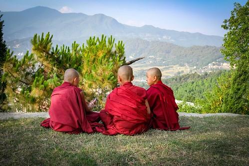 Kopan Monastery • Kathmandu - Nepal