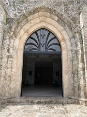 Graceland Memorial Park Mausoleum Miami (Phillip Pessar) Tags: graceland memorial park cemetery miami mausoleum