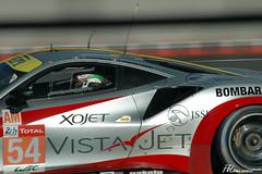 Giancarlo Fisichella - #54 Spirit of Race Ferrari 488 GTE V8 Turbo LM GTE-AM - Le Mans 24 Hours Qualifying session 2019 (www.XJR-14.com) Tags: giancarlo fisichella 54 spirit race ferrari 488 gte v8 turbo lm gteam le mans 24 hours qualifying session 2019 heures du