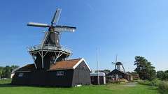 Bovenrijge & de Widde Meuln in Ten Boer/Midden Groningen (willi.kampf) Tags: bovenrijgedewiddemeulnintenboermiddengroningen molen mill mühle molina windmolen windmühle windmill middengroningen niederlande
