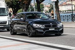 Switzerland (Ticino) - BMW M4 F82 (PrincepsLS) Tags: switzerland swiss license plate spotting lugano ti ticino bmw m4 f82