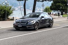 Switzerland (Ticino) - Mercedes-Benz CLS 63 AMG C218 (PrincepsLS) Tags: switzerland swiss license plate spotting lugano ti ticino mercedesbenz cls 63 amg c218