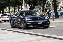 Switzerland (Ticino) - Porsche 970 Panamera GTS MkII (PrincepsLS) Tags: switzerland swiss license plate spotting lugano ti ticino porsche 970 panamera gts mkii