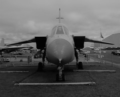 Panavia Tornado F3 ZH553 on Gate Guardian duty at the Cornwall Aviation Heritage Centre on 22.08.18 (Trevor Bruford) Tags: cornwall aviation heritage centre newquay cahc raf st mawgan aircraft aeroplane plane airplane panavia tornado f3 zh553 gate guardian warplane