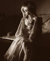 (claudine6677) Tags: bjd msd ball jointed doll asian dolls minifee mnf rin fairyland
