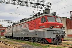VL10U-313 (zauralec) Tags: rzd ржд локомотив поезд транспорт электровоз депо vl10u вл10у челябинск depot chelyabinsksouth vl10u313 313 вл10у313