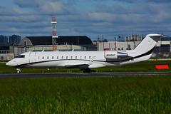 N1800C (Ascension Aviation) (Steelhead 2010) Tags: ascensionaviation bombardier canadair crj crj200 challenger800 yyz nreg n1800c