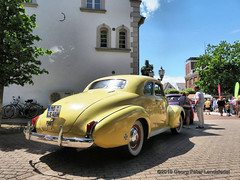 Cadillac Lasalle (linie305) Tags: rheinberg germany deutschland stadtfest 2019 wilde 50er fünfziger wilde50er car cars auto autos automobil radfahrzeuge fahrzeuge vehicles oldtimer oldtimers old vintage classic carshow carmeeting worldcars uscar american usa cadillac caddy lasalle 1940