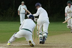 161 (Dale James Photo's) Tags: buckingham town cricket club iiis thirds threes 3rds third team bledlow village cc iis seconds 2nds twos cherwell league division six elmfield gate buckinghamshire