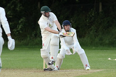 162 (Dale James Photo's) Tags: buckingham town cricket club iiis thirds threes 3rds third team bledlow village cc iis seconds 2nds twos cherwell league division six elmfield gate buckinghamshire