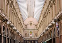 Galeries Royales Saint-Hubert (mxt194) Tags: belgium brussels galeries royales sainthubert mall light glass pink architecture building