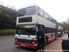 Wellingborough Bus Rally 2019 (103) (Nuneaton777 Bus Photos) Tags: wellingborough bus rally 2019 k735odl