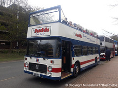 Wellingborough Bus Rally 2019 (102) (Nuneaton777 Bus Photos) Tags: wellingborough bus rally 2019 bke861t