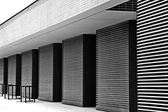 buildinglines (christikren) Tags: austria architecture blackwhite bw blackandwhite building christikren facade lines monochrome noiretblanc canon eosr vienna wien structures forms art