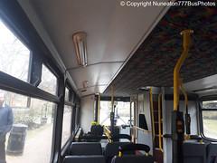 Wellingborough Bus Rally 2019 (104) (Nuneaton777 Bus Photos) Tags: wellingborough bus rally 2019 k735odl interior