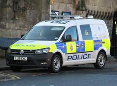 British Transport Police (LJ18 EXG) (ferryjammy) Tags: britishtransport btp dogunit police lj18exg c51