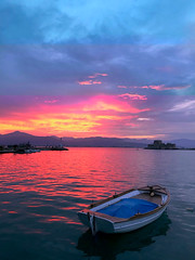 IMG_2048 (ssdimakis) Tags: nafplion sunset bluesea