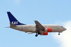 SE-DNX   Boeing 737-683 [28304] (SAS Scandinavian Airlines) Home~G 01/04/2015 (raybarber2) Tags: 28304 airliner brokenup cn28304 cancelled egll filed flickr planebase raybarber sednx swedishcivil