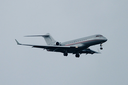 9H-VJF(cn 9503) Bombardier BD-700-1A10 Global 6000 Vista Jet Malta