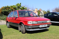Rover Maestro 1.3 LX H315BEU (Andrew 2.8i) Tags: classics meet show cars car classic weston westonsupermare british austinrover hatch hatchback 1300 lx 13 13lx 1300lx maestro rover