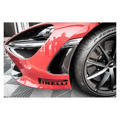 Front End (John Pettigrew) Tags: supercar lines tamron d750 nikon curves pzero abstract 720s red pirelli p zero imanoot angles mclarenmsportscar car wheels tyres motorsport tires johnpettigrew reflections